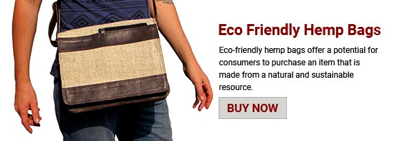 Eco Friendly Hemp Bags