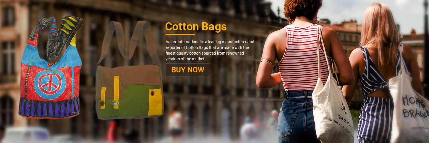 Cotton Handmade Bags
